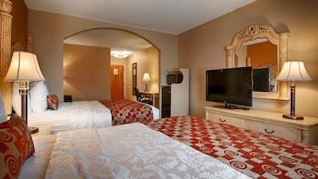 貝斯特韋斯特普拉斯貝斯套房飯店