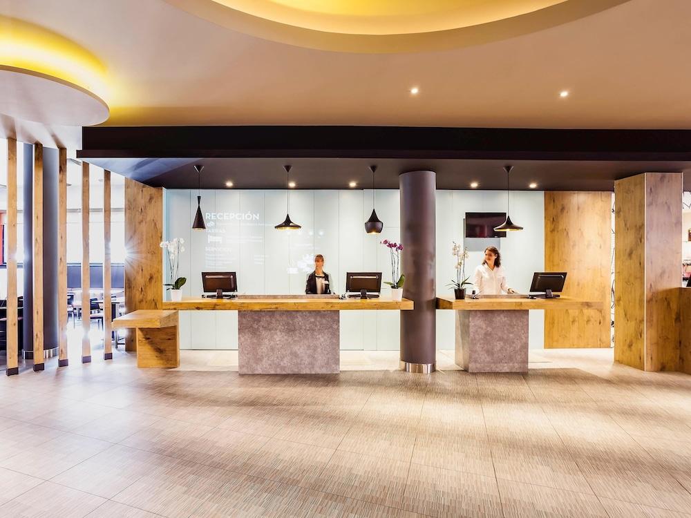 Hotel ibis Madrid Aeropuerto Barajas
