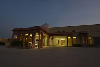 Orchha Palace and Convention Centre - Hotel Front - Evening/Night  - #0