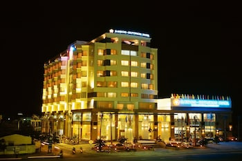 Sai Gon - Quy Nhon Hotel - Hotel Front - Evening/Night  - #0