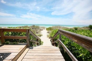 The Beach on Longboat Key by RVA