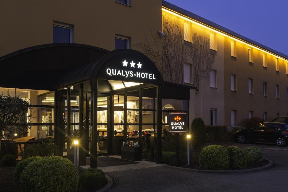 The Originals Qualys Hotel Reims-Tinqueux