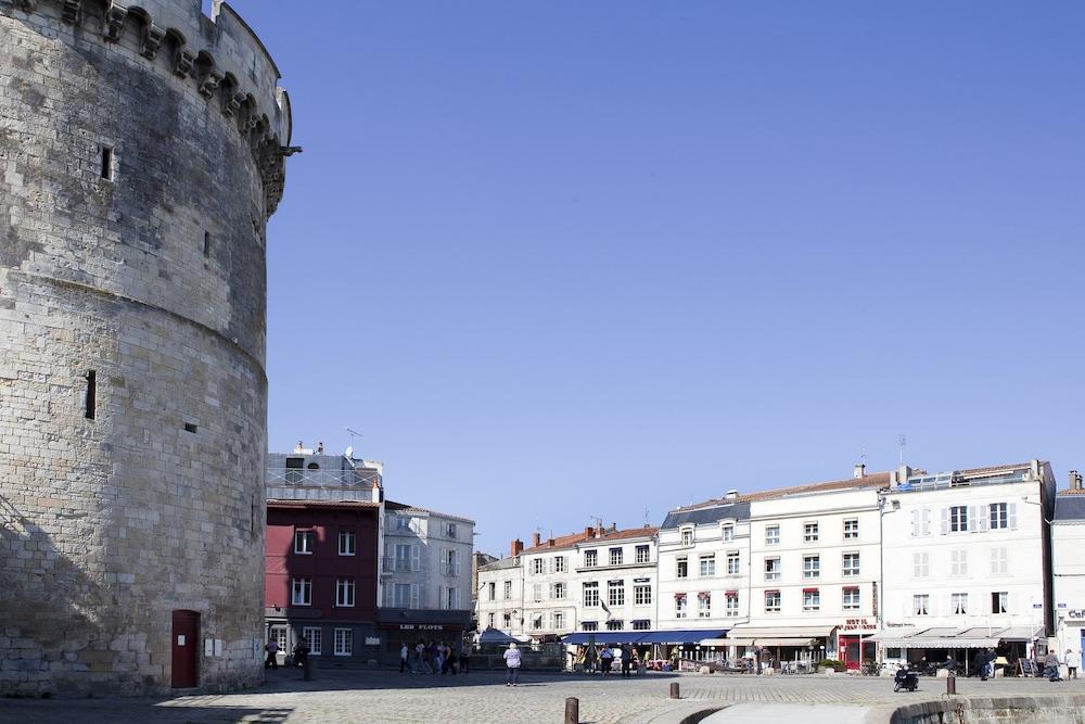 The Originals Boutique, Hôtel Saint Jean d'Acre, La Rochelle Vieux Por