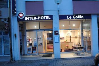 tarifs reservation hotels The Originals City, Hôtel Le Goëlo, Paimpol (Inter-Hotel)