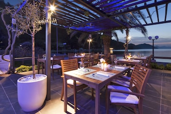 Hotel Sipan - Outdoor Dining  - #0