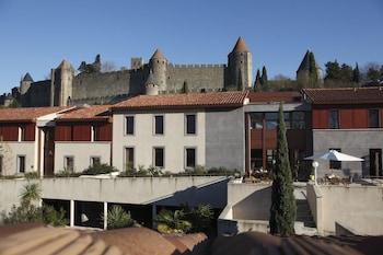 Adonis Carcassonne - Résidence la Barbacane - Aerial View  - #0