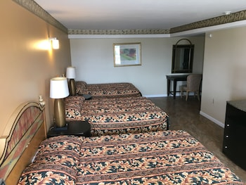 Sea Palace Inn In Seaside Heights, New Jersey