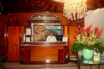 Hotel Báez Carrizal - Interior Entrance  - #0
