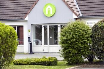 tarifs reservation hotels Campanile Dreux