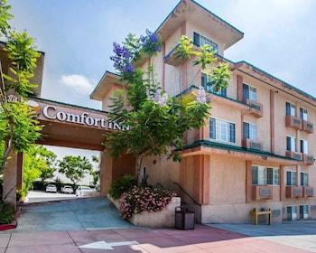 Comfort Inn Monterey Park in Monterey Park, California