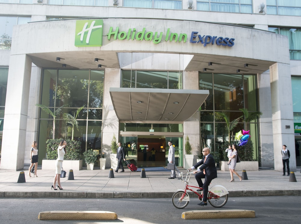 Holiday Inn Express Mexico-Paseo De La Reforma