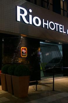 Batel - Rio Hotel By Bourbon Curitiba - Hotel Front - Evening/Night  - #0