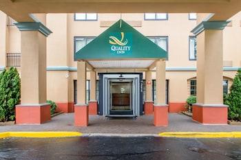 Quality Inn Near Princeton in Princeton, New Jersey