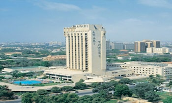 Avari Towers Karachi in Karachi