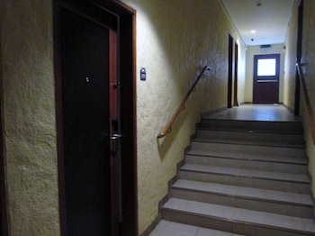 Microtel Boracay Hallway