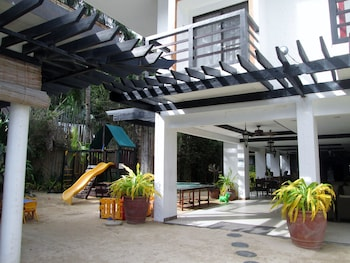 Microtel Boracay Property Grounds
