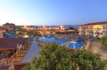 Eftalia Village Hotel - Aerial View  - #0