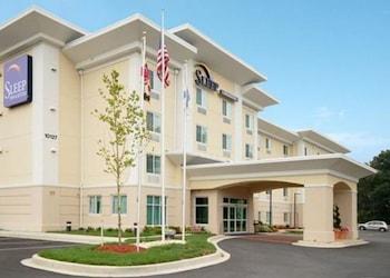Sleep Inn And Suites Laurel in Baltimore, Maryland