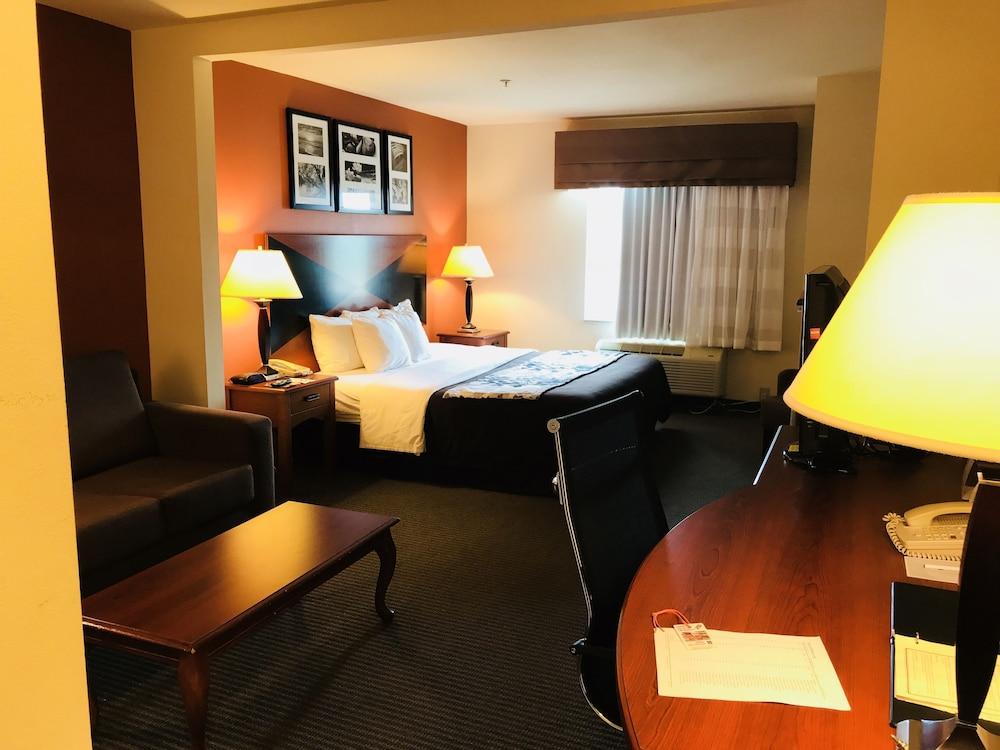 Sleep Inn & Suites Oklahoma City Northwest