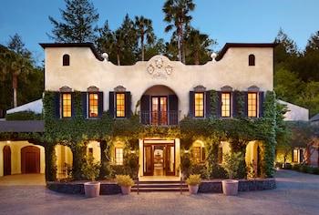 Kenwood Inn and Spa in Kenwood, California