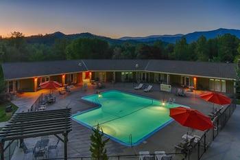 Fontana Village Resort in Fontana Dam, North Carolina