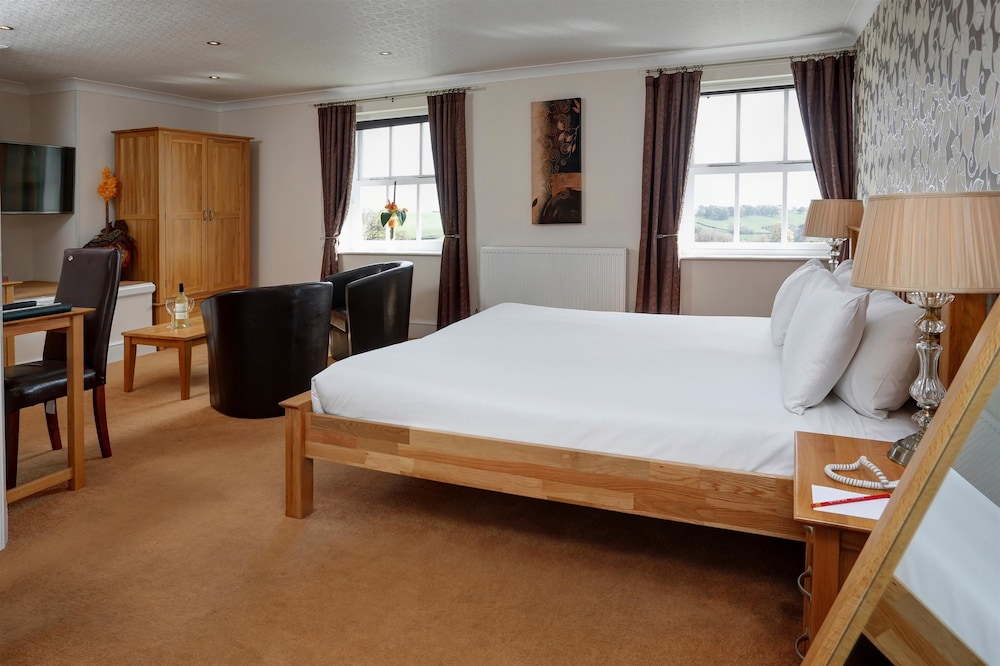 Best Western Exeter Lord Haldon Country Hotel
