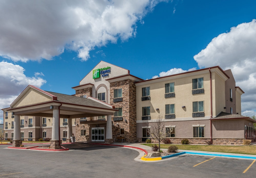 Holiday Inn Express Vernal-Dinosaurland