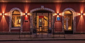 tarifs reservation hotels Best Western Kregenn