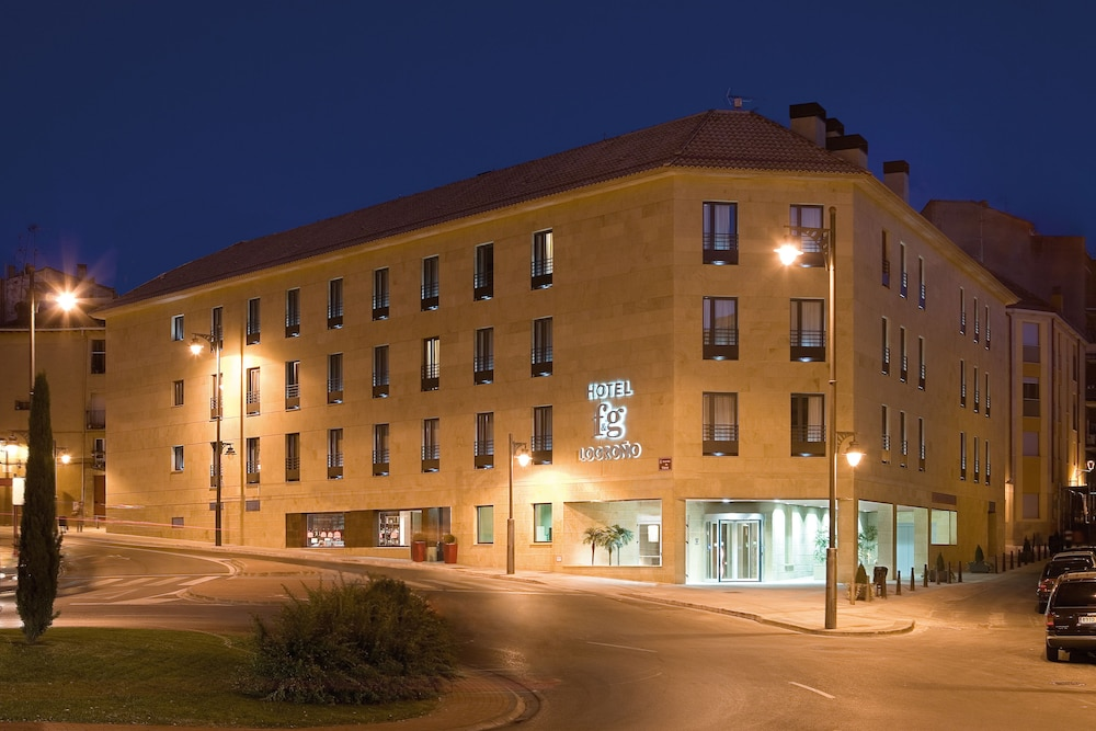 F G Logroño Hotel In Logrono La Rioja Media Area Spain Booking
