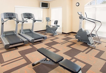Courtyard Marriott Paso Robles - Fitness Facility  - #0