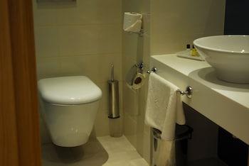 Kervansaray Marmaris Hotel & Aparts - Bathroom  - #0