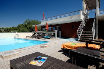 tarifs reservation hotels Odalys City Antibes Olympe
