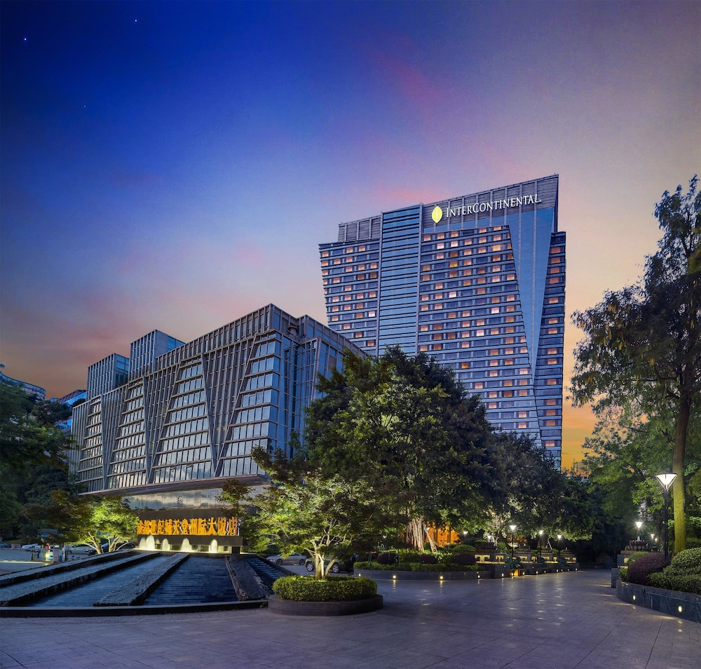 InterContinental Chengdu Century City