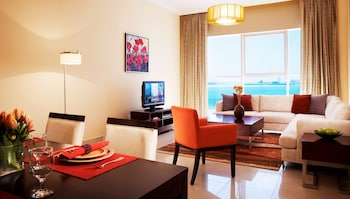 Somerset West Bay Doha - Living Area  - #0