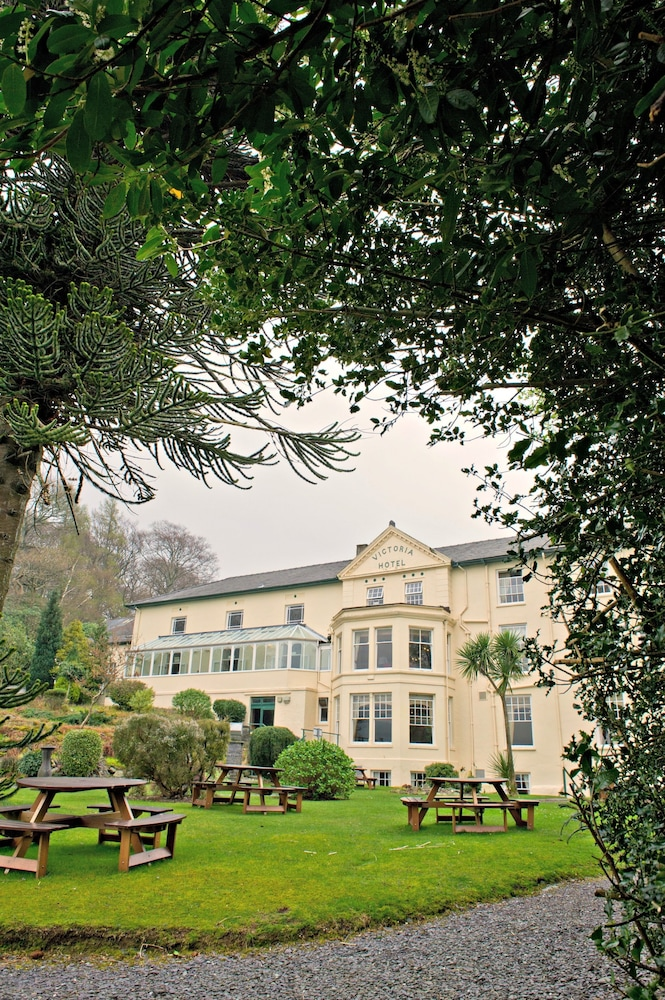 The Royal Victoria Hotel