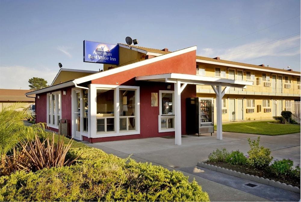 Americas Best Value Inn Sacramento Elk Grove