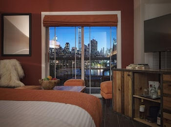 Ravel Hotel Trademark Collection by Wyndham in Long Island City, New York