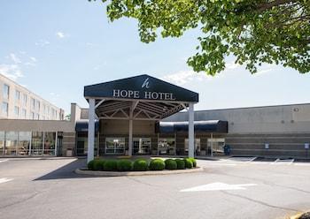 The Hope Hotel and Richard C. Holbrooke Conference Center in Dayton, Ohio