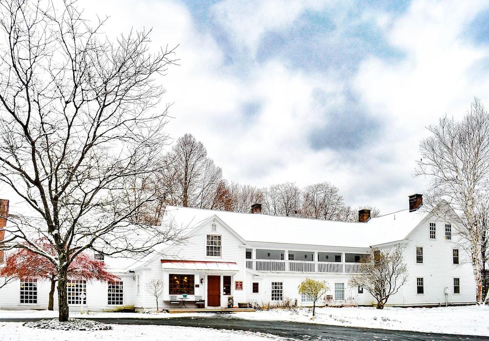 The Quechee Inn at Marshland Farm