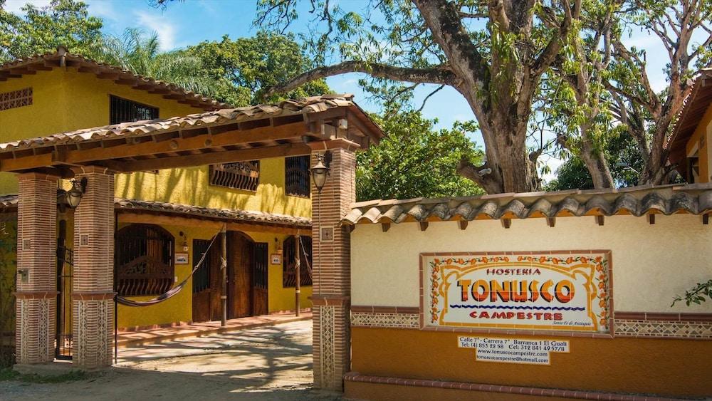 Hosteria Tonusco Campestre
