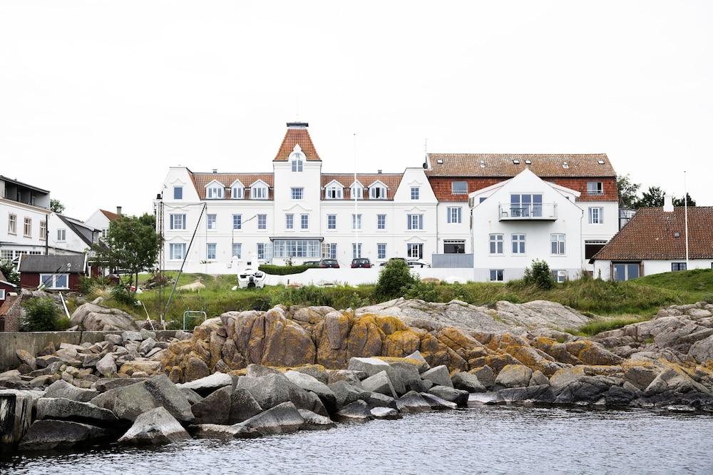 Strandhotellet Sandvig