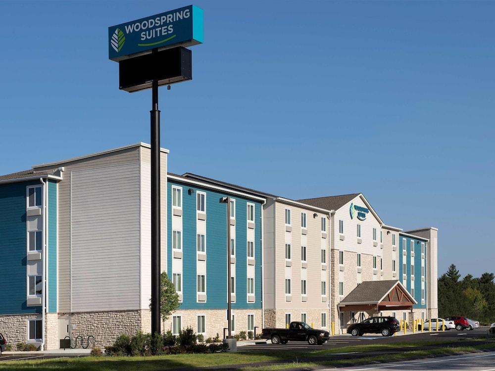 WoodSpring Suites Nashua Merrimack