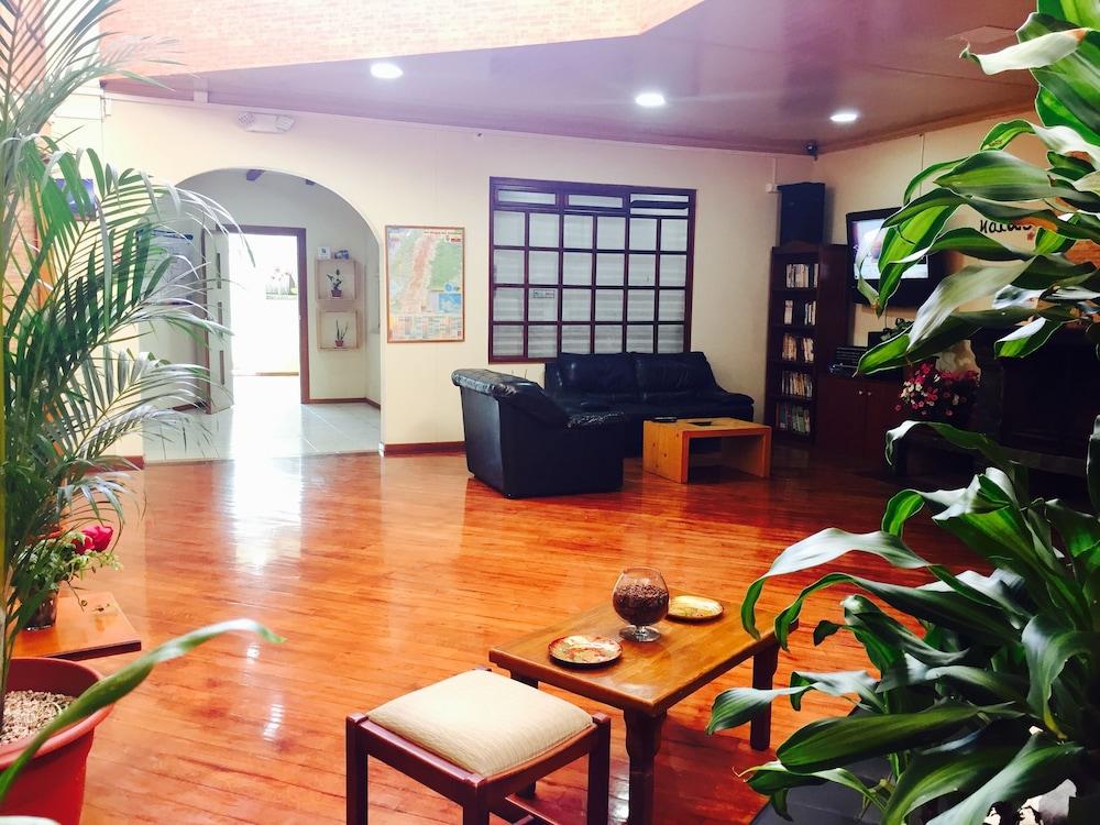Hostel Quito Terrace