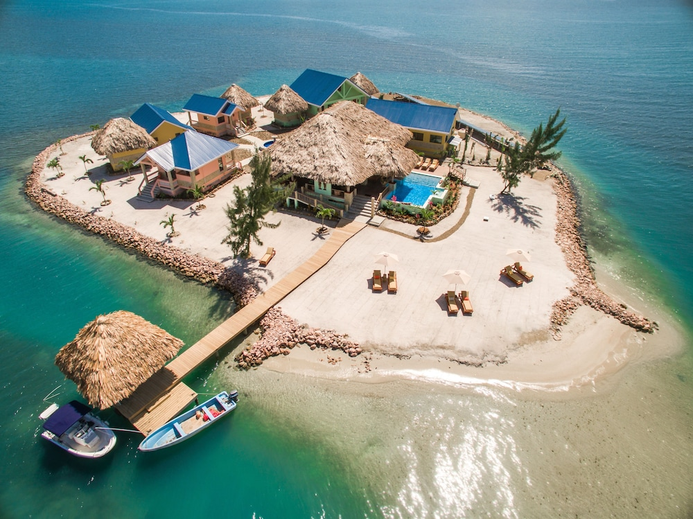 Little Harvest Caye- Private Island