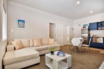奧克蘭市中心服務式公寓飯店