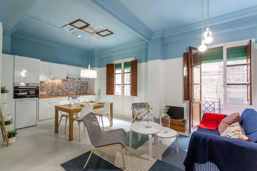 Valencia Flat Rental - Apartment Historical Center