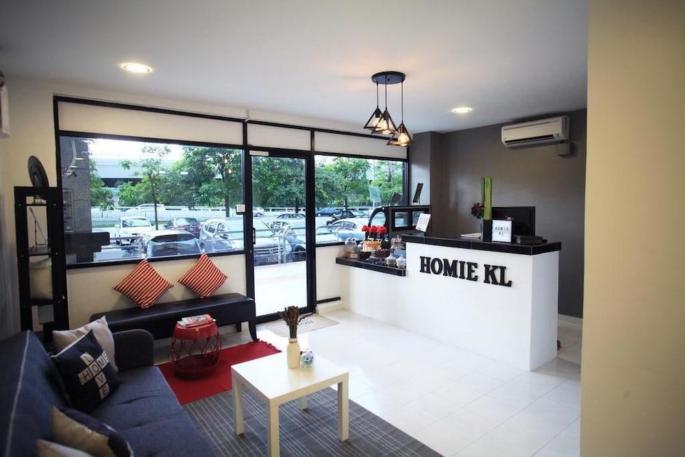 Homie KL - Hostel