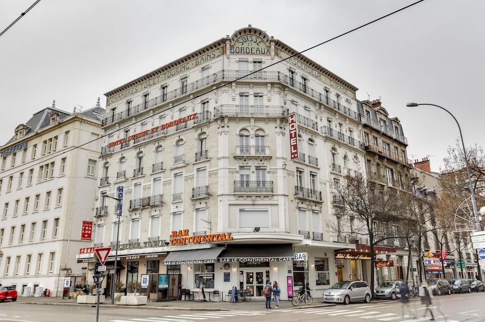 Carte Bordeaux Hotels.Brit Hotel Essentiel Suisse Et Bordeaux Grenoble Inr 44