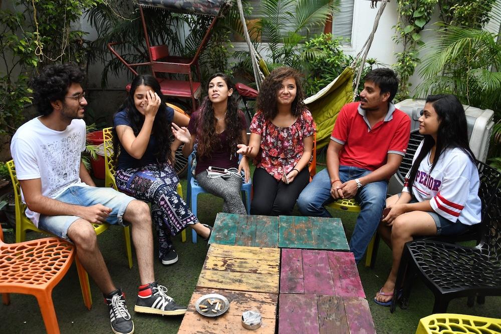 goStops Delhi (Stops Hostel Delhi)