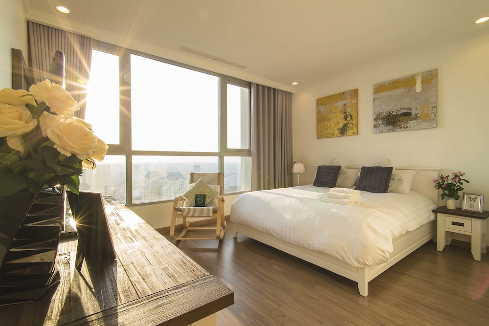 Hoasun Home Serviced Apartment - Vinhomes Central Park
